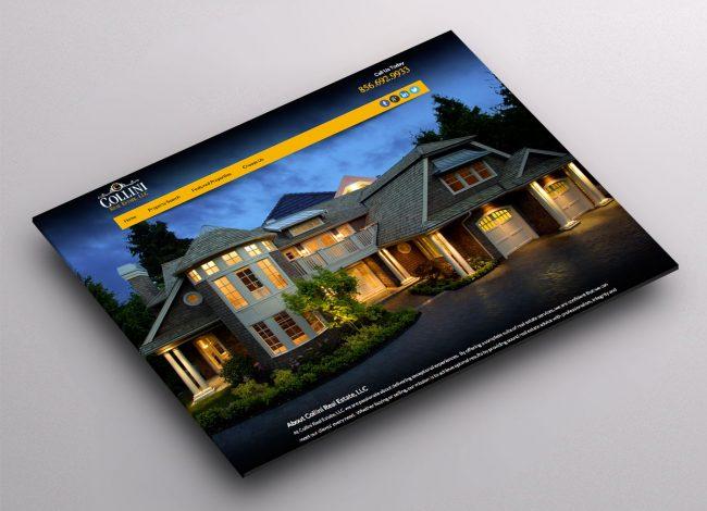 Realator Website Design