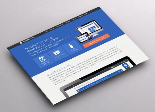 Promotion Website Development