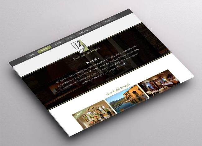 Portfolio Website Design