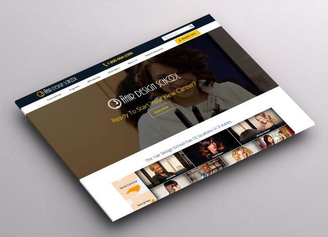 Lead Gen Website